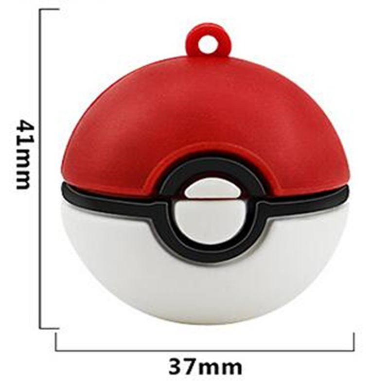 Pokemon Usb Flash Drive Cartoon Poke Ball Model Monster Pen Drive Cute Gift Pendrive U Disk Memory Stick 4gb 8gb 16gb 32gb 64gb  9