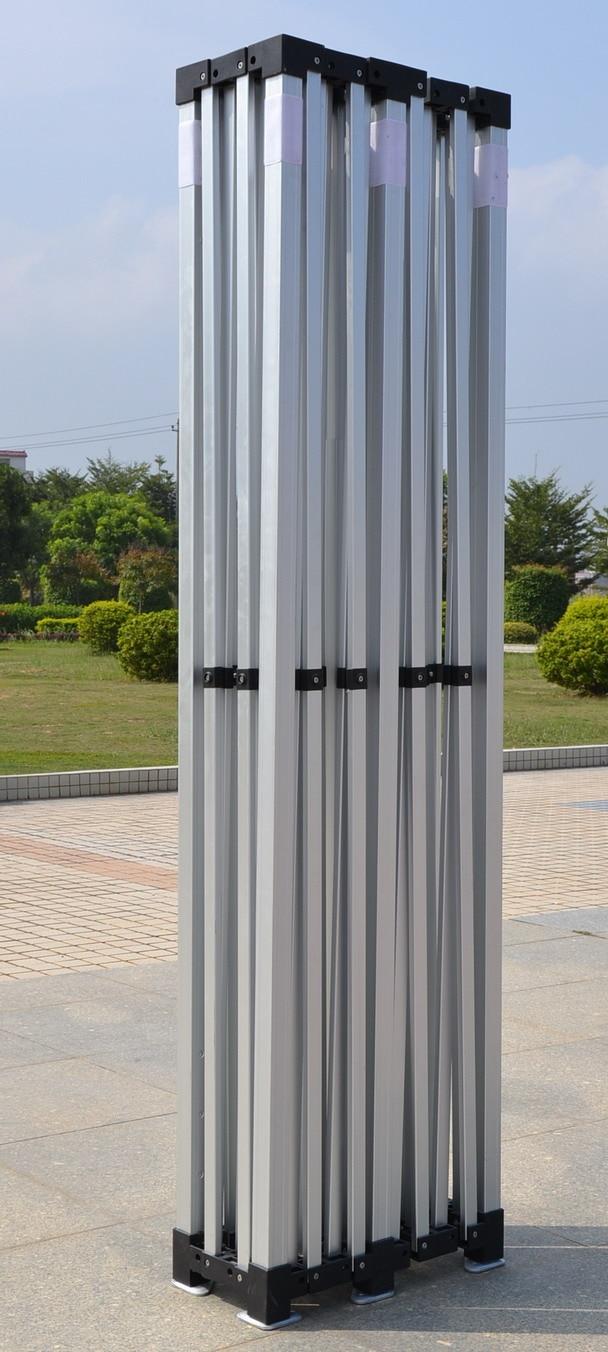 3m x 3m aluminum frame tent in 40mm leg profile