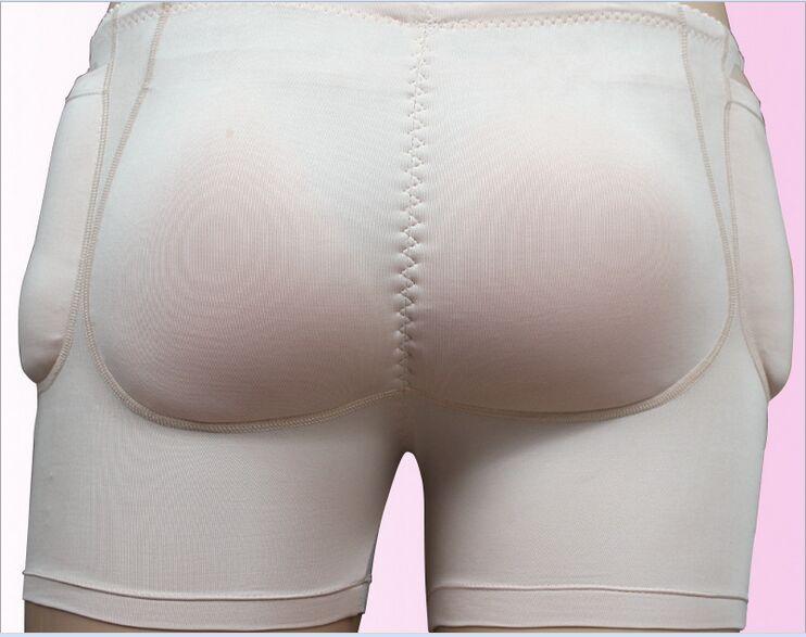 Fashion lady padded seamless butt hip enhancer panties underwear onlinediscountshop