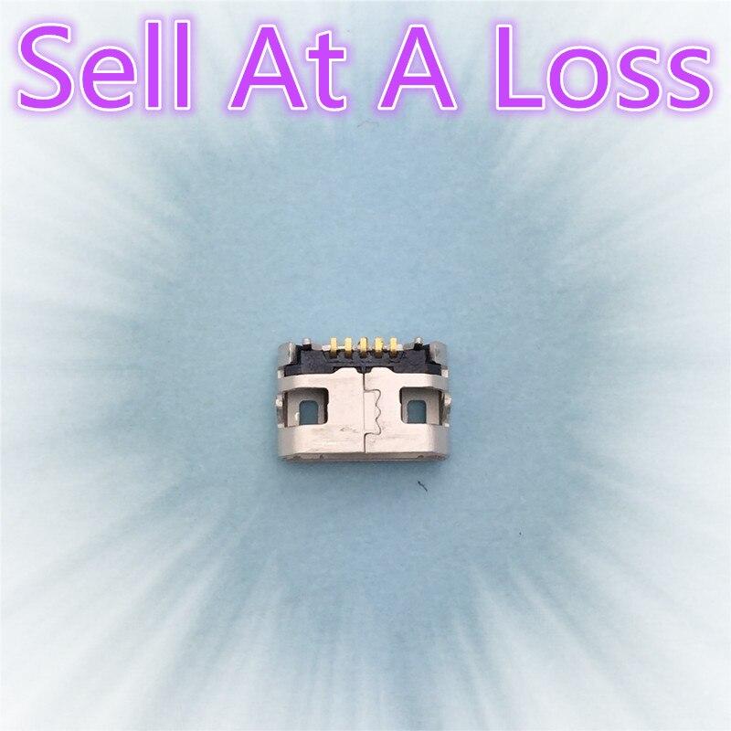 10 pcs g23 5pin micro usb jack feminino soquete do conector chifre de boi o  tipo de Cauda de Carregamento do Telefone Móvel de Alta Qualidade Vender A  Um ... e9ee50fbb23