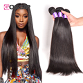 Cheap Hair Bundles 3 Pc Lot Malaysian Straight Hair Extension Malaysian Virgin Hair Bundle Deals 100 Human Hair Straight Weave