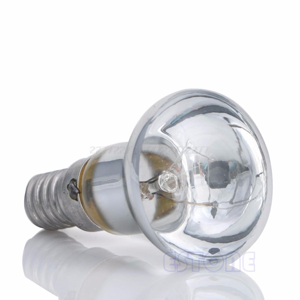 1PC Clear Reflector Luminaria Spot Light Filament 60W R39 Bulb Lava Lamp Abajur Para Quarto De Crianca E14 Screw SES1PC Clear Reflector Luminaria Spot Light Filament 60W R39 Bulb Lava Lamp Abajur Para Quarto De Crianca E14 Screw SES