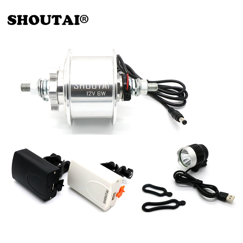 36 Hole 6V 3w Power Bearing Bicycle Electricity Generator Bike Hubs MTB Mountain Bike Dynamo Hub Voltage Rechargeable Lighting36 Hole 6V 3w Power Bearing Bicycle Electricity Generator Bike Hubs MTB Mountain Bike Dynamo Hub Voltage Rechargeable Lighting
