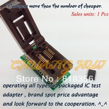 for LABTOOL848 Programmer Adapter LAB-848/LT-848 SPI FLASH Adapter 300mil SOP16-DIP IC Test Socket/IC Socket