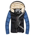 Pourpoint TG6028Cheap atacado 2016 novo casaco de Inverno espessamento de cultivar a moralidade mesmo cap algodão-acolchoado jacket