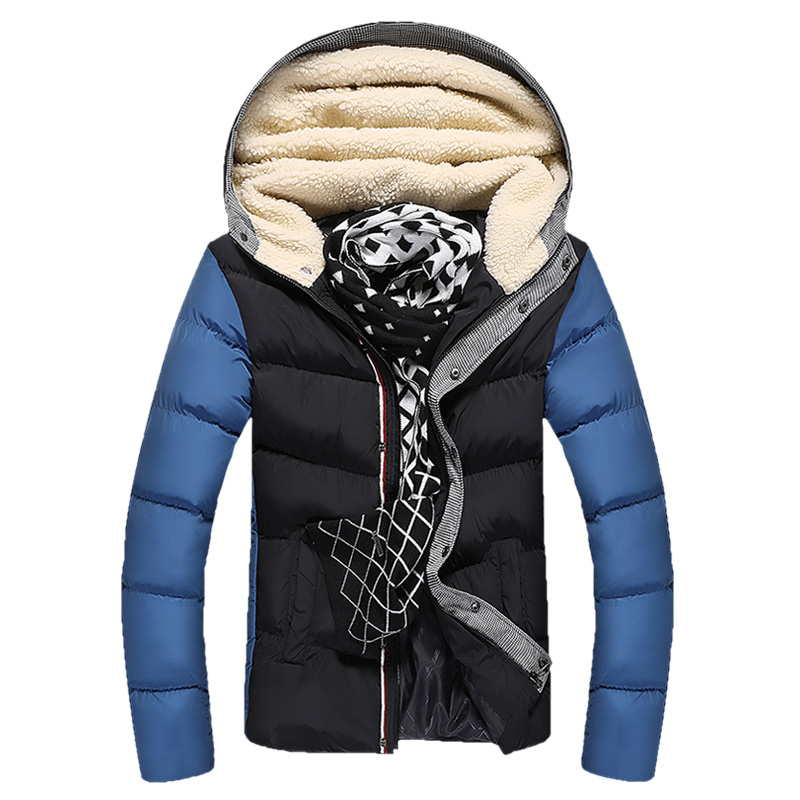 TG6028Cheap wholesale 2016 new Winter coat pourpoint thickening of cultivate one's morality even cap cotton-padded jacket free shipping to women new winter down jacket large collars thickening ms cultivate one s morality