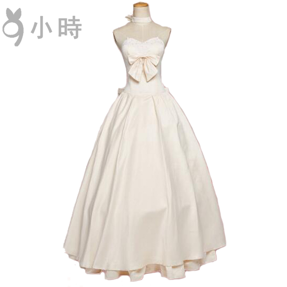 Cosplay Anese Fgo Fate Stay Night Saber Arturia Pendragon Champagne Wedding Dress Cos Clothes On Aliexpress Alibaba Group