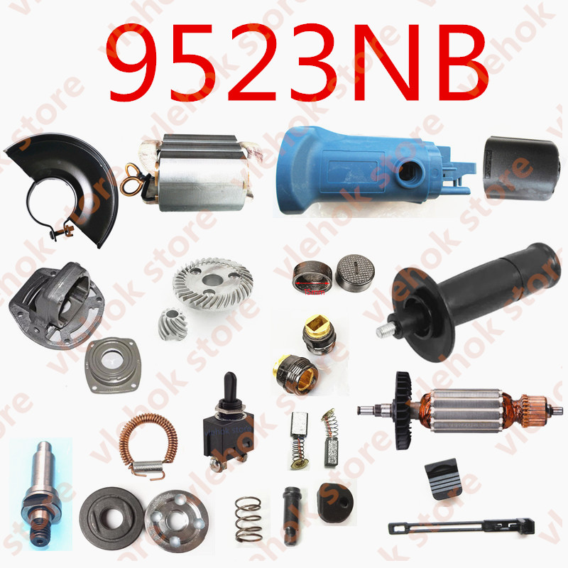 Replacement for Makita 9523NB Angle Grinder Power Tool Accessories Electric tools part