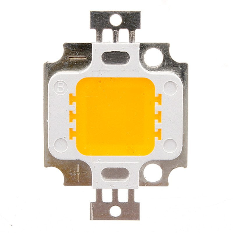10W LED COB chip floodlight floodlight spotlight lamp light bulb color: Yellow