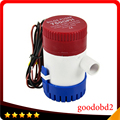 Industry Bilge pump 12V 750GPH small submersible pumps 12V DC water pump - Fountain garden Yacht drainage Cleaning farming