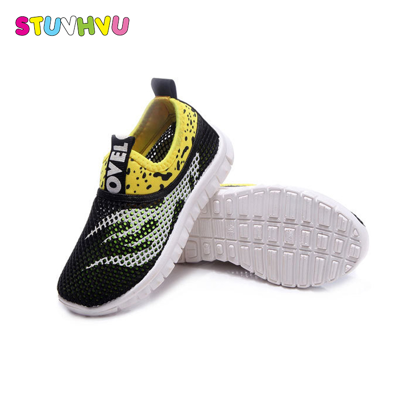 2020 Brand Summer Spring Boys Children's Sneakers Shoes Girls School Casual Shoes Running Shoes Soft Bottom Light Size 21-38