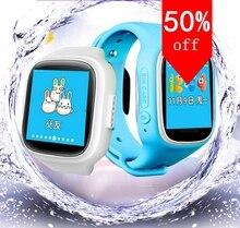 Neue Smart uhr Kinder Armbanduhr GPRS GPS Locator Tracker Anti-verlorene Smartwatch Baby Uhr Mit Kamera Für IOS oder Android telefon