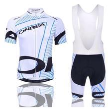 Oddychająca ORBEA Jazda Na Rowerze Jersey Lato Szybkoschnący Rower Odzież Koszulki Rowerowe MTB Rowerów Odzież Ropa Ciclismo