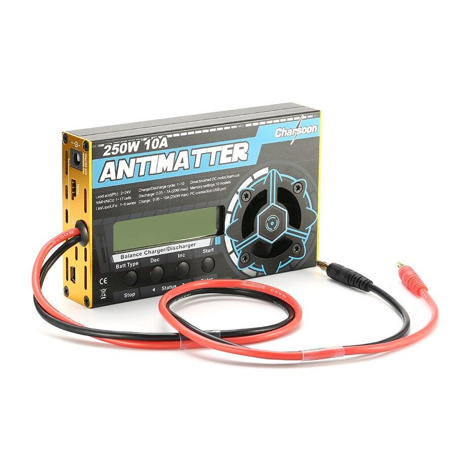 Зарядное устройство Dis Charsoon Antimatter 250 Вт 10A для батареи LiPo/NiCd/PB