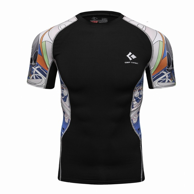 b28474e16 Guangzhou Manufacturer Wholesale Top Selling High Quality Custom Printing  Design Your Own MMA Rash Guard /BJJ Rash Guard for Men. 1 order