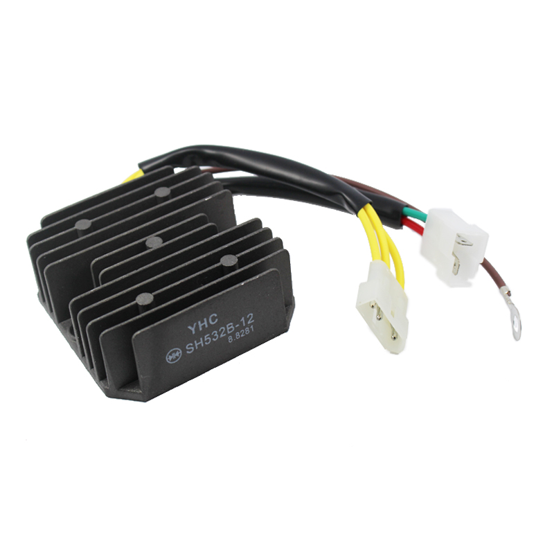 FLYPIG Voltage Regulator Rectifier for BMW F650 1997-2001 F650GS 1999-2011 F650ST 1997 1998