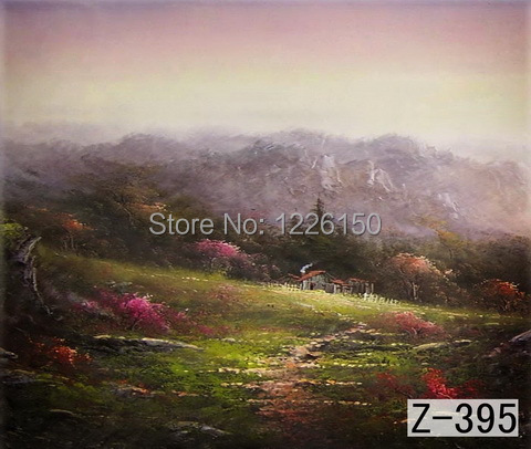 Mysterious scenic Backdrop z-395,10ft x20ft Hand Painted Photography Background,estudio fotografico,backgrounds for photo studio mysterious moonlight 10 x10 cp computer painted scenic photography background photo studio backdrop zjz 509