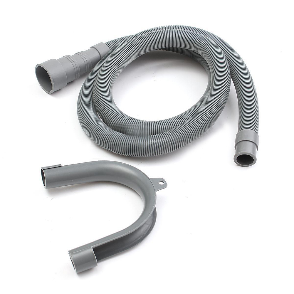 Aima 1 5m 5ft 59 Machine Dishwasher Drain Hose Extension Washing Pipe With Bracket Set In Furniture Accessories From On Aliexpress Alibaba
