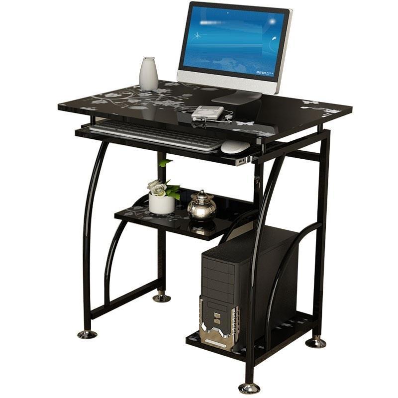цены desktop simple modern Computer combination writing desk