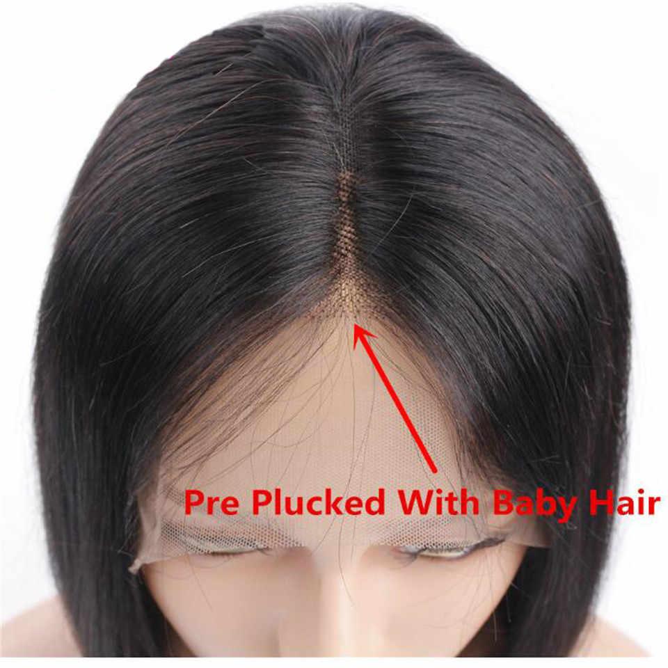 Jazz star синтетические волосы на кружеве человеческие волосы Искусственные парики 130% перуанский человеческие волосы Искусственные парики...