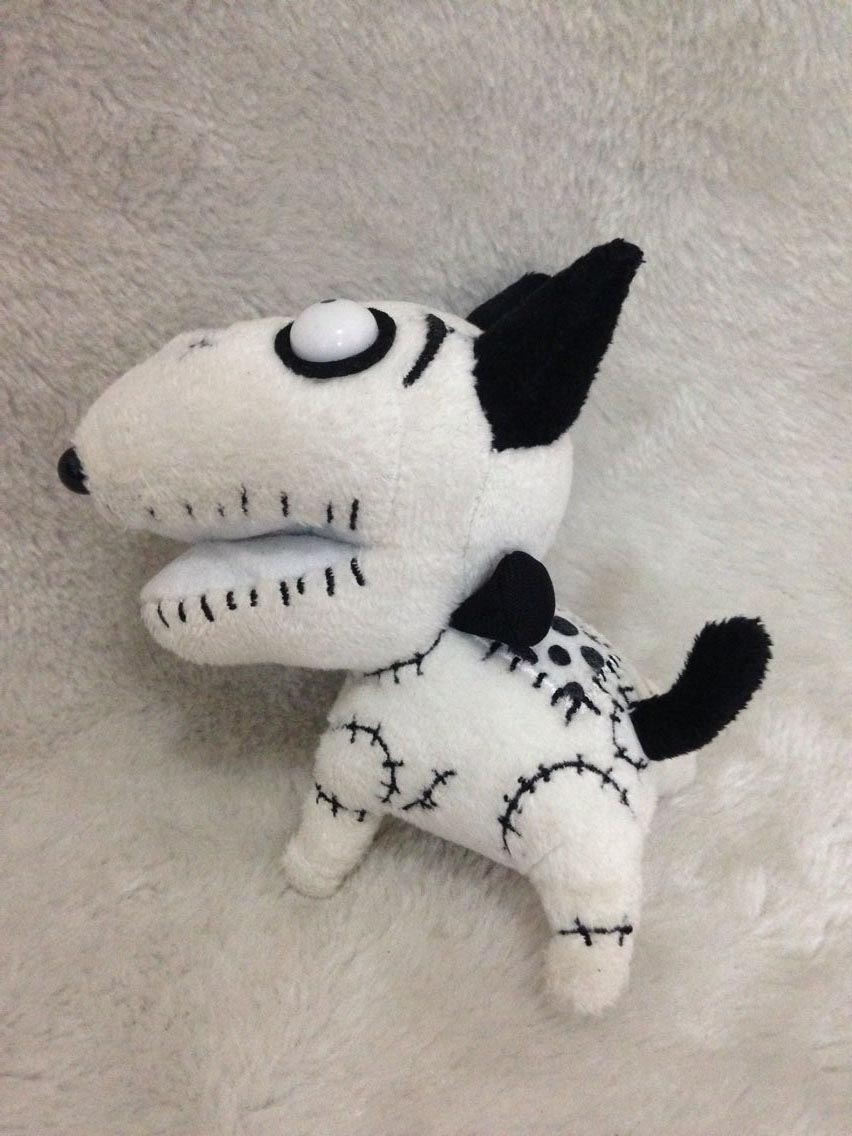 Buy Online Rare Original Frankenweenie Sparky Dog Plush Toys Pendant Keychains Key Chain Cute Soft Toys For Children Kids Gifts 98 Dolls Stuffed Toys Valley 35