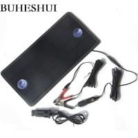 Buheshui 18 v/5 v 12 w 태양 전지 패널 충전기 휴대용 monocrystalline 태양 전지 모듈 자동차 보트 충전식 전원 배터리 충전기