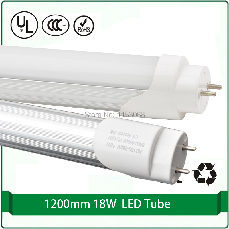Led Fluorescent Tube 1200mm 18w Led Tube Lighting Led Tube Price Tubete 4ft T8 Led Tube In Led