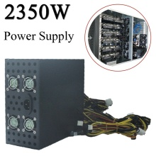 2350W Power Supply For Eth Rig Ethereum Coin Mining Miner Dedicated Machine High Quality Computer power Supply For BTC