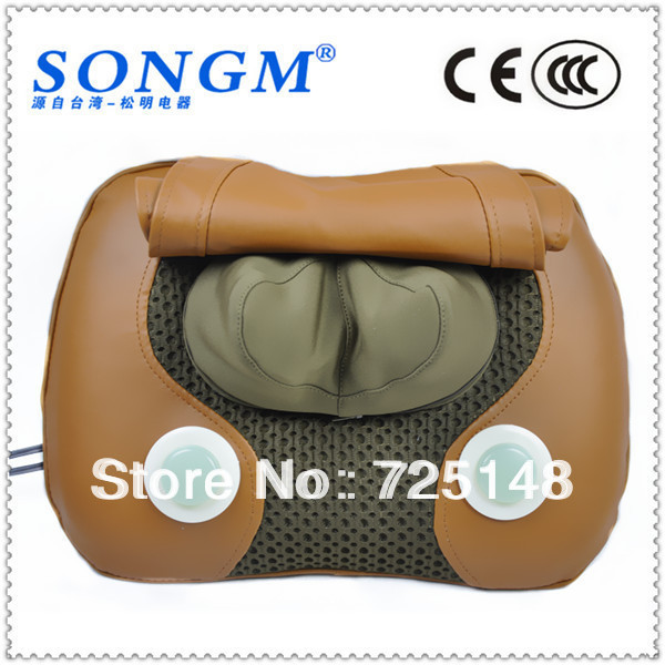 Personal best electric back electric shock massager