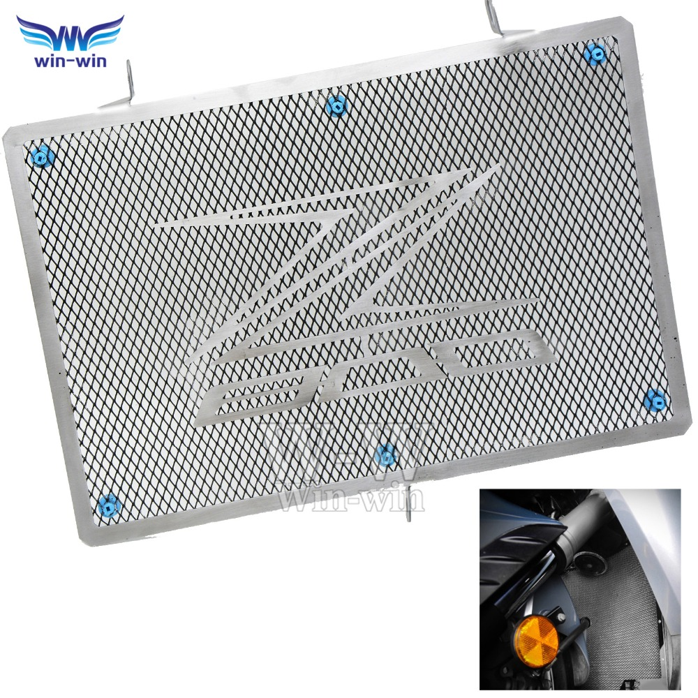 Motorcycle stainless steel radiator guard protector grille grill cover For kawasaki z800 13-16 14 15 2013 2014 2015 2016 motorcycle arashi radiator grille protective cover grill guard protector for kawasaki z800 2013 2014 2015 2016