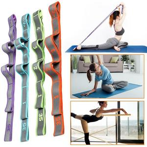 Yoga Belts Adjustable Exercise