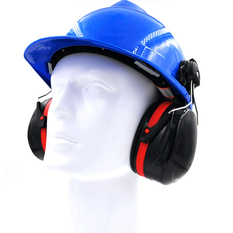 Ear Muffs Ear Protector Industry Anti Noise Hearing Protection Sound Proof Earmuff Use on HelmetEar Muffs Ear Protector Industry Anti Noise Hearing Protection Sound Proof Earmuff Use on Helmet