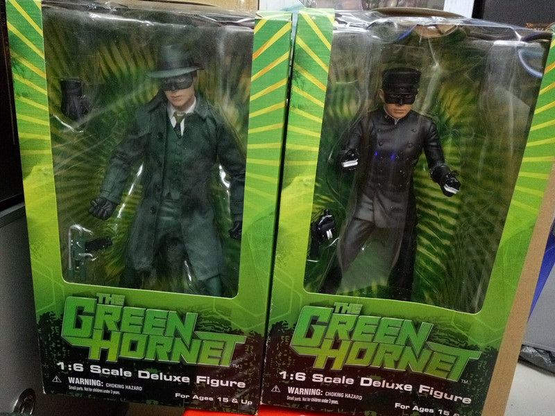 The Green Hornet Kato Action Figure 1/8 scale painted figure the Green Hornet Doll PVC ACGN figure Toys Brinquedos Anime KB0345 hornet
