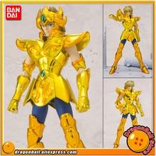 """Figura de acción de Anime """"Saint Seiya"""", figura Original de BANDAI Tamashii Nations D.D.PANORAMATION/DDP, Leo Aiolia, Shishikyuu no Senkou"""