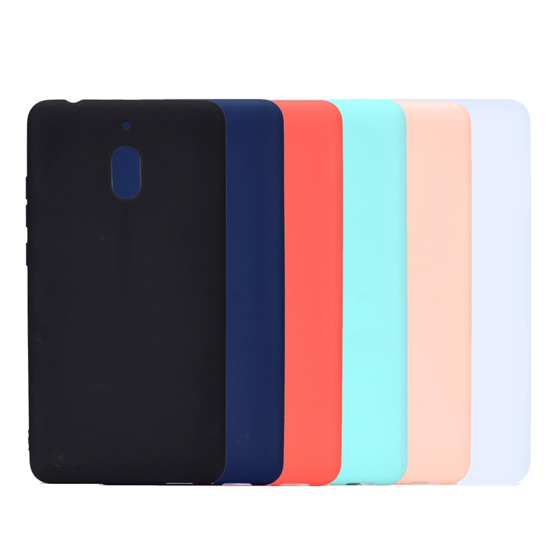 Candy Color <font><b>Phone</b></font> <font><b>Case</b></font> For Coque <font><b>Nokia</b></font> 2.1 3.1 <font><b>5.1</b></font> 6 6.1 Soft Silicone TPU Back Cover For Etui <font><b>Nokia</b></font> <font><b>5.1</b></font> 6.1 7 Plus Back <font><b>Case</b></font> image
