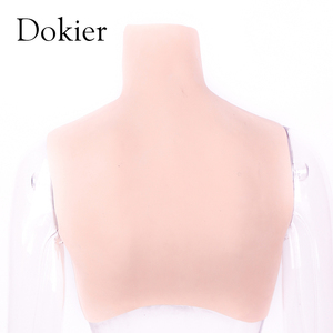 Image 5 - Dokier silicone crossdressing faux seins formes seins pour crosscommodes glisser reine sissy transsexuels transsexuels