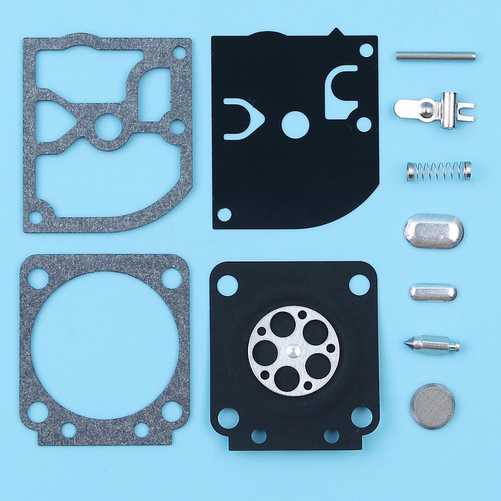 Carb Carburetor Rebuild Repair Kit For Stihl FS55 FS120 FS200 FS250 FS300 FS350 SH55 SH85 BG 45 46 55 65 85 Trimmers #Zama RB-89Carb Carburetor Rebuild Repair Kit For Stihl FS55 FS120 FS200 FS250 FS300 FS350 SH55 SH85 BG 45 46 55 65 85 Trimmers #Zama RB-89