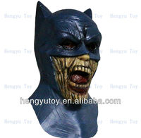 ADULT BATMAN LATEX FULL MASK THE DARK KNIGHT RISES BATMAN MASKS