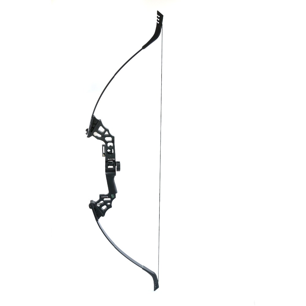 30-50lbs fishing bow aluminum recurve long bowfishing straight bow for Archery shooting Adjustable draw weight hot sale children compound bow draw weight 8 12 lbs for archery practice competition games bow target hunting shooting