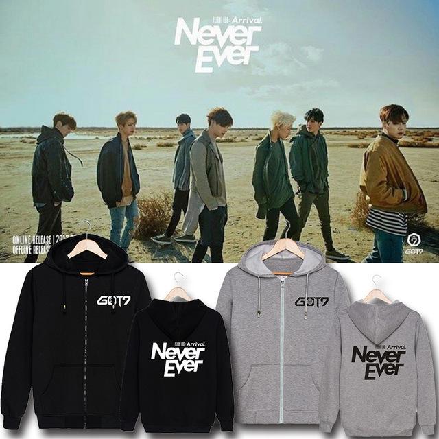 GOT7 Never Ever Jacket