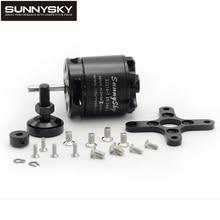 SunnySky moteur sans balais pour modèles RC davion 3D X2216, 2216,, 880kv, 1100KV, 1400kv, 1800KV, 2400kv II