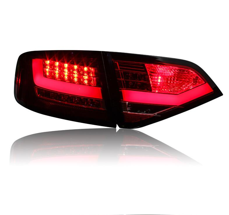 hireno tail lamp for audi a4 b8 2009 2010 2011 2012 led. Black Bedroom Furniture Sets. Home Design Ideas