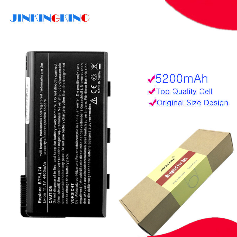 NEW Laptop Battery For <font><b>MSI</b></font> CR620 CR630 CR700 CX600 CX500 CX610 CX620 <font><b>CX620MX</b></font> CX620X CX630 CX700 GE700 EX460 EX610 CX623 CX705 image