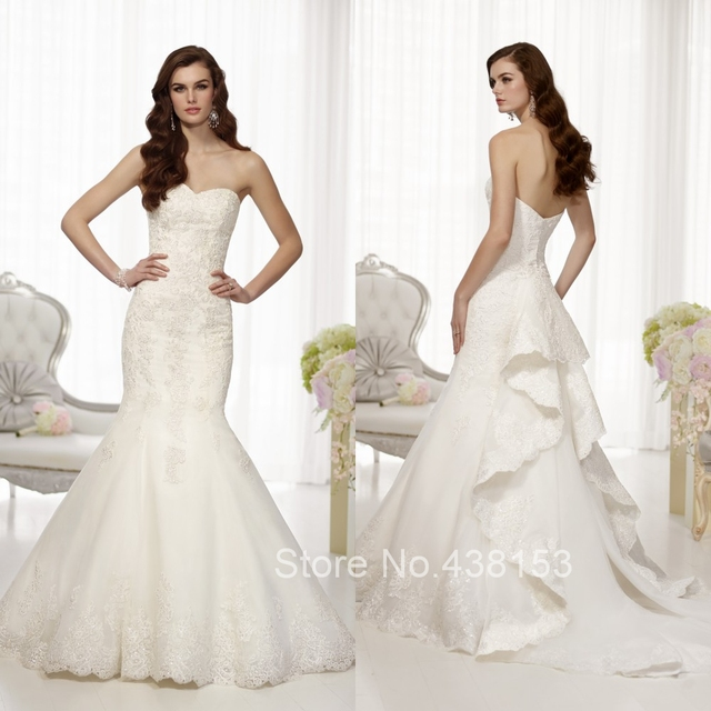 Maternity Wedding Dresses Sweetheart Off the Shoulder Pnina Tornai ...