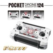 FQ777-124 FQ777 124 RC ドローンマイクロポケットドローン 4CH 6 軸ジャイロ切替コントローラミニ quadcopter RTF RC ヘリコプター子供おもちゃ