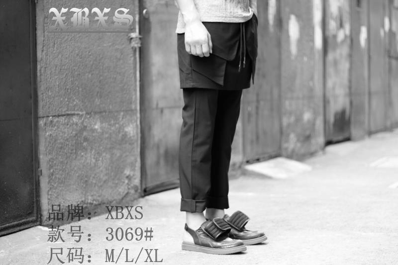 Del Asimétricos Negro Tamaño Tridimensional Hombres Ropa Culottes Personalizados Moda Más Trajes Masculinos 2016 44 27 Los Cantante Corte Nueva De apHpwPq