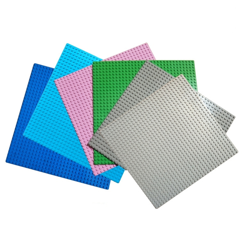 32*32 Dots Base Plate for Small Bricks 16*16 Dots Baseplate Board DIY Building Blocks Toys For Children Compatible with legoings pavan g computing with quantum dots
