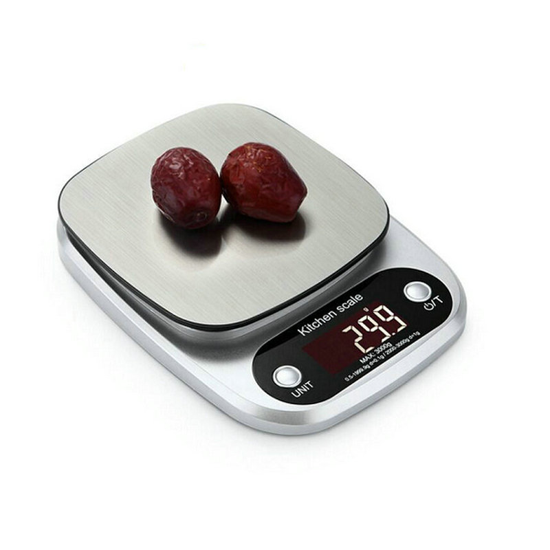 3kg 5kg 0.1g  10kg 1g  Electronic Digital Scales LCD Digital Pocket High Accuracy Jewelry Kitchen Home Food Electronic Scales
