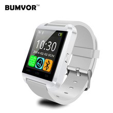 U8 Sport Young Smart Watch Clock Sync Notifier Support Bluetooth Connectivity For Android Phone Smartwatch PK GT08 DZ09 GV1