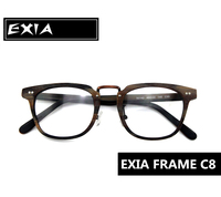 Women Eyewear Frame For Sunglasses And Optic Glasses Handcraft Quality Design Retro EXIA OPTICAL KD 28